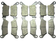 12 Front Rear Brake Pads For KTM 300 KTM300 XC XCW MXC EXC EGS SX 1994 1995 1996