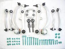 Audi A6 Quattro Passat Control Arm Ball Joint Tie Rod Links Suspension Kit 13 PC