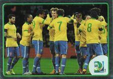 Panini 31 vítores team brasil confed Cup 2013 brasil
