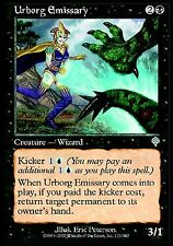Losse kaarten Trench Wurm FOIL Invasion NM-M Black Uncommon MAGIC THE GATHERING CARD ABUGames