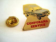 PINS RARE VOITURE CONFORAMA SERVICE