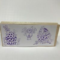 P65 Tardis rubber stamp