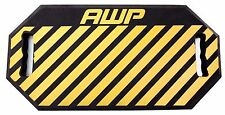 AWP HP Yellow Foam Kneeling Pad Garden Kneeler Seat Cushion Mat Gardening Knee