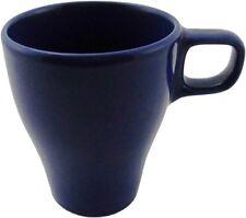 Ikea os Sweden Blue Contoured Coffee Tea Cup Mug 146 67