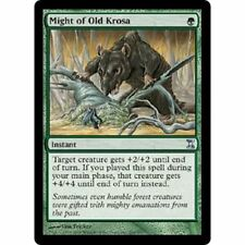 MTG Might of Old Krosa NM - Time Spiral