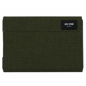 Jack Spade Tech Oxford Folio Case for iPad Mini 4 / 5 - Olive