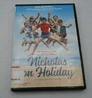 Nicholas On Holiday DVD 2015 In French w/English Subtitles