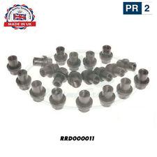 BRITPART Wheel Lug NUT Set of 5 Compatible with Land Rover Range Rover Full Size L322 2003-2005 M62 4.4L Part # RRD000011