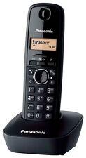 Panasonic KX-TG1611 BLACK Telefon Solo  schwarz Kx-Tg1611 Schnurlos Telefon t17