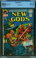 NEW GODS 7 CBCS 8.5 OFF WHITE PAGES 1ST STEPPENWOLF A9