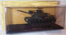 M48 A3 PATTON 2 Tank 1968 1st Tank Battalion USMC SCALA 1-72 Nuovo sigillato in caso
