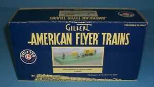 American Flyer 594 Animated Track Gang #6-49808