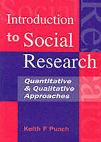 Introduction to Social Research : Quantitative and Qualitative-ExLibrary