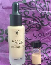 Younique Liquid Foundation 3ml + Glorious Face Primer Sample FREE SHIPPING