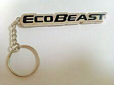 Ford EcoBeast Keychain Ecoboost FoST FiST ST Focus Fiesta F-150 Mustang SHO