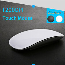 TM-823 Wireless Optical USB Multi+Touch Scroll Mouse For Apple Macbook Laptop PC