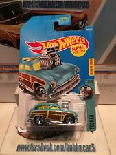 Hot Wheels moc SURF 'N TURF turquoise TOONED 300/365 moc 2/10 NEW FOR 2017