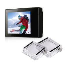 External LCD Monitor Display Non-Touch Screen + Backdoor for Gopro 3/3+/4 Camera