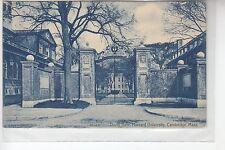 North Gate Harvard University Cambridge MA  Mass