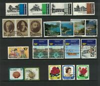 MNZ56) New Zealand 1979 Stamp Sets CTO/Used