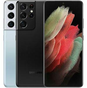 Samsung Galaxy S21 Ultra 5G SM-G998B/DS 256GB 12GB Dual SIM Unlocked GSM Global