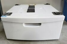 Samsung White Pedestal WE357A0W for Washer or Dryer WITH HARDWARE