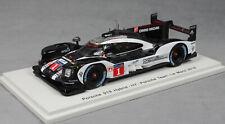 Spark Porsche 919 Hybrid Le Mans 2016 Bernhard, Hartley & Webber S5100 1/43 NEW