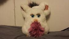 2005 Emototronic Furby White Gray Pink