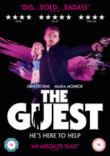 The Guest DVD (2014) Dan Stevens, Wingard (DIR) cert 15 ***NEW*** Amazing Value