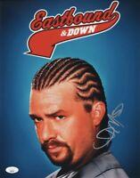 "~ DANNY MCBRIDE Authentic Hand-Signed ""Eastbound & Down"" 11x14 Photo (JSA COA) ~"