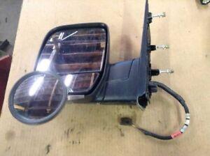 2002-2008 FORD E150 E250 E350 E450 PEDESTAL DRIVER LEFT SIDE VIEW DUAL MIRROR