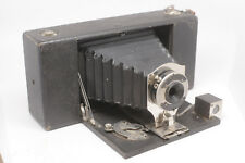 Antique Ansco Nbr 3A Buster Brown Folding Camera 1910's