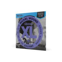 D'Addario Electric Guitar Strings EXL115BT Balanced Tension Medium Set 11-50