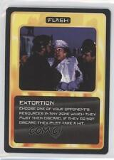 1996 Doctor Who - Collectible Card Game Base #NoN Extortion Gaming 6b1