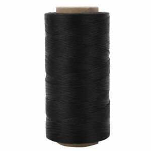 Heavy Duty Leather Sewing Waxed Thread Wax Cord String Hand Stitching Craft 150D