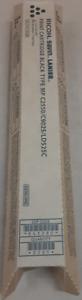841280 - Genuine OEM Ricoh Black Toner Aficio MP C2030/C2050/C2550, Lanier/Savin