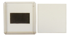 Square Photo Insert Fridge Magnets - FS02 made in the UK - 58x58mm insert area
