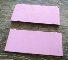 Nintendo New 3DS Cover Plates No.012 Super Mario Bros. Pink Emboss