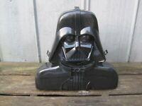 1980 Star Wars Darth Vader Action Figure Case Holder Carrier B0516