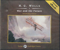 H G Wells War And The Future 6CD Audio Book Unabridged WWI FASTPOST