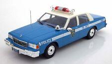 MCG 1991 Chevrolet Caprice Classic Sedan NYPD 1:18 Rare Find!*Nice!