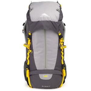 New High Sierra Summit 45 Internal Frame Pack (Mercury -Ash -Yellow) #58450-4201