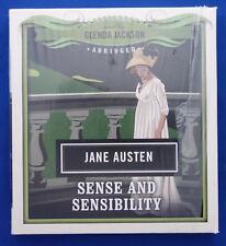 Sense and Sensibility by Jane Austen 2012 Unabridged audio CD