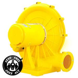 OPEN BOX - Inflatable Bounce House Air Pump Blower Fan - 480 Watt