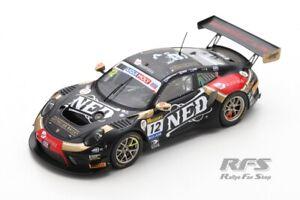 Porsche 911 GT3 R 12h Bathurst 2020 NED Racing Dumas Evans 1:43 Spark SAS054 NEU