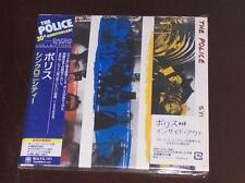 The Police Synchronicity JAPAN MINI LP CD STING SEALED BRAND NEW