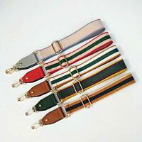 Adjustable Strap Replacement Shoulder Handbag Handle Crossbody Tote Bag Belt New