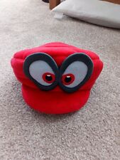 Mario Odyssy Hat rare nintendo promo