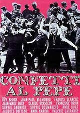 Confetti Al Pepe DVD MUSTANG ENTERTAINMENT