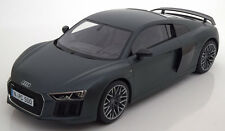 Premium Classixxs 2015 Audi R8 Matt Grey / Carbon in 1/12 Scale. New Release!